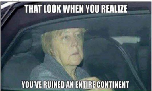 Merkel-Ruins-Continent
