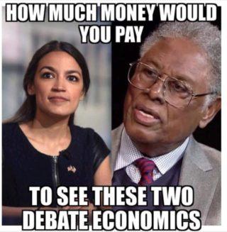 Debate-economics