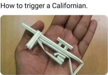 Trigger-a-Californian