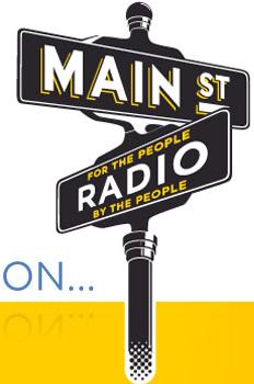 Main Street Radio logo