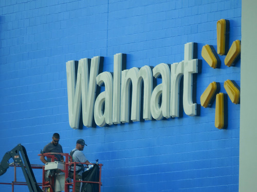 Photo of Walmart is still passing the buck.  They don't deserve ours.