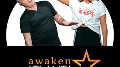Photo of Kataline is guest on 'Awaken Atlanta' w/TIm Ray & Shannon McVey