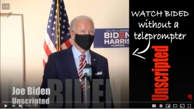 Must See: Joe Biden Proves How Lucid He Is: Without A Teleprompter, Script Or Interrupting Staffer