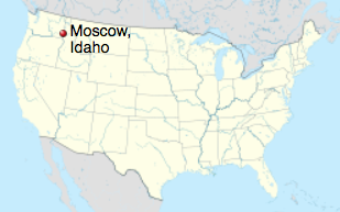 """Photo of """"Moscow"""" IDAHO?…"""