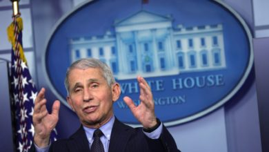 Anthony Fauci reveals when you can finally shed your coronavirus mask